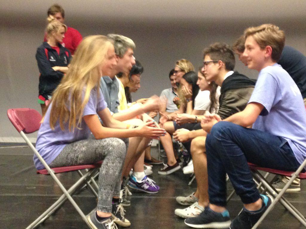 Using language to improve collaboration