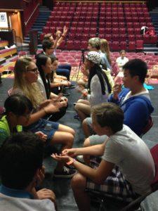 Leadership skills, debating, justifying opinion, presenting arguments