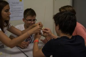 learning collaboration through games