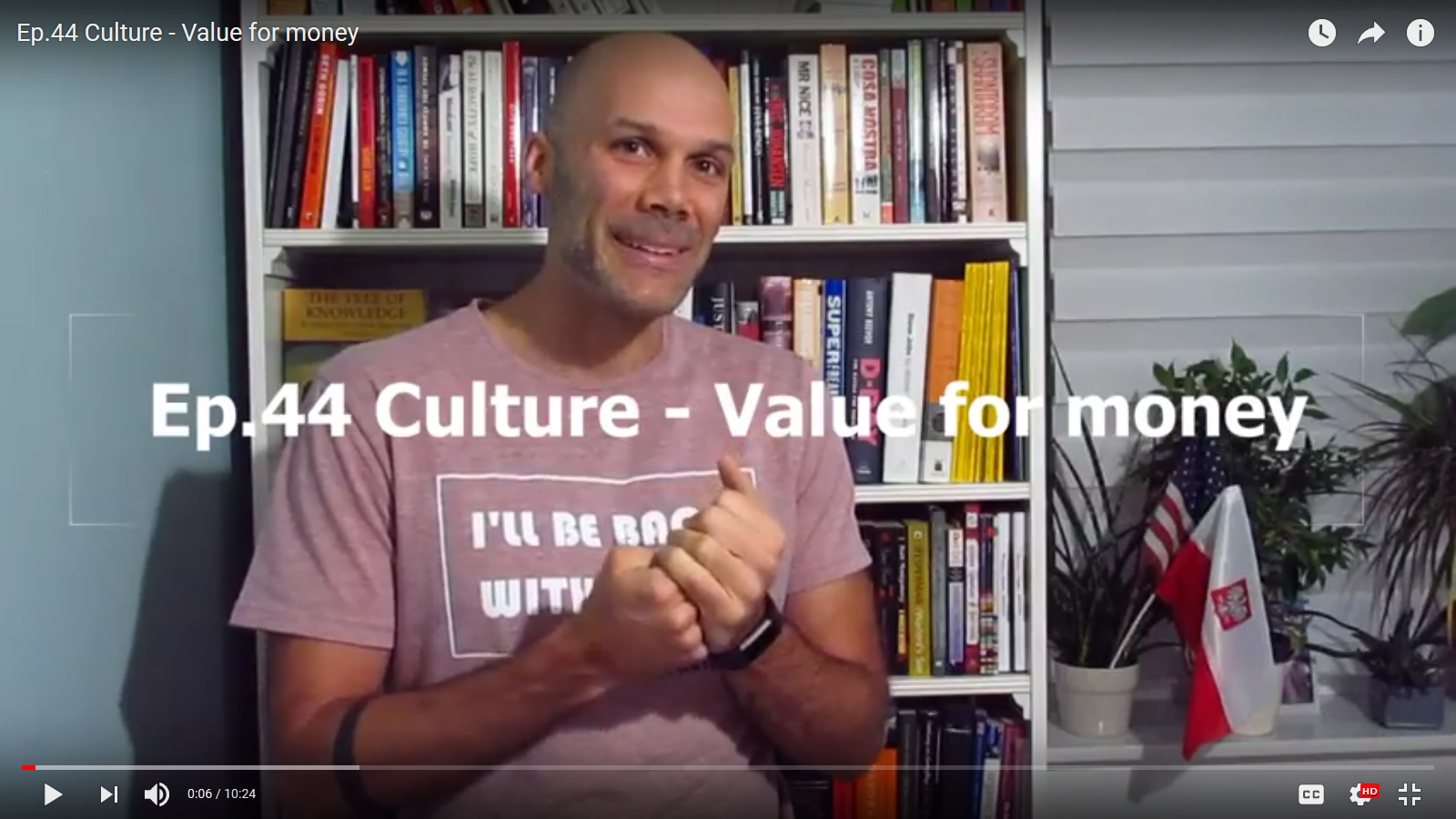 Teaching culture in the ESL classroom and discussing value