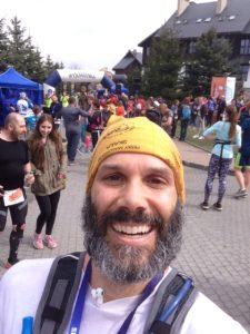 A teachers journey through running