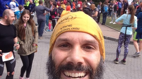 A teachers journey through running