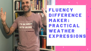 weather expressions