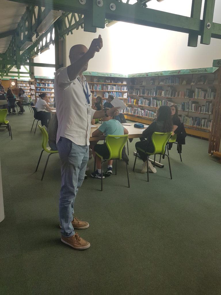 ESL lesson on debating