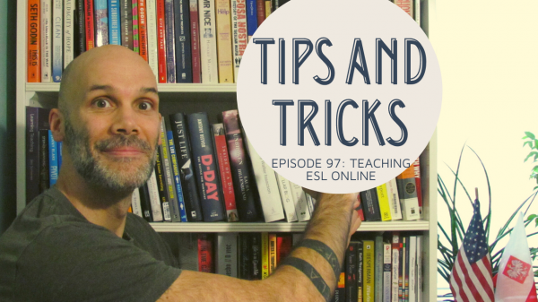 tips and tricks for ESL teaching online