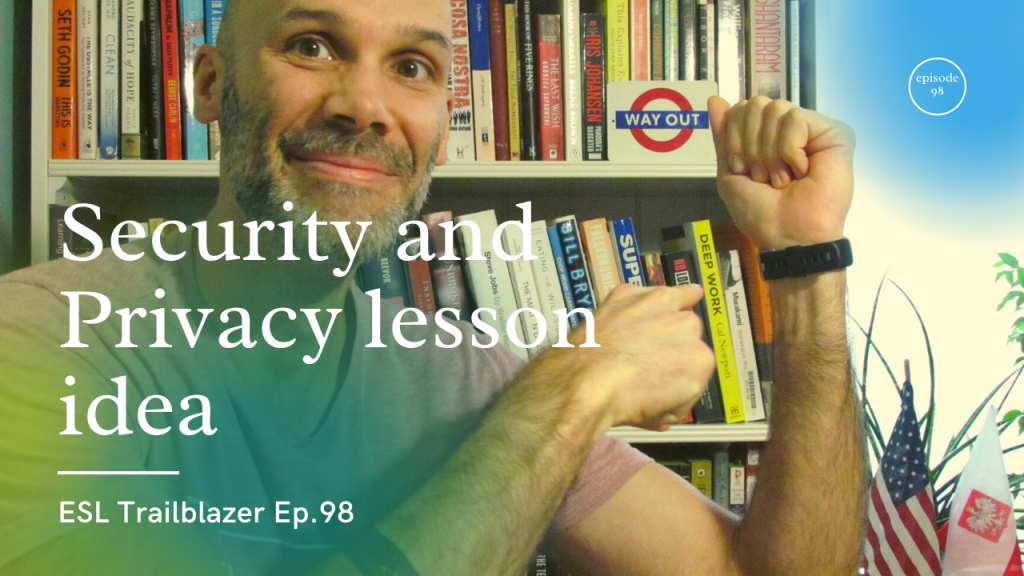 security and privacy lesson