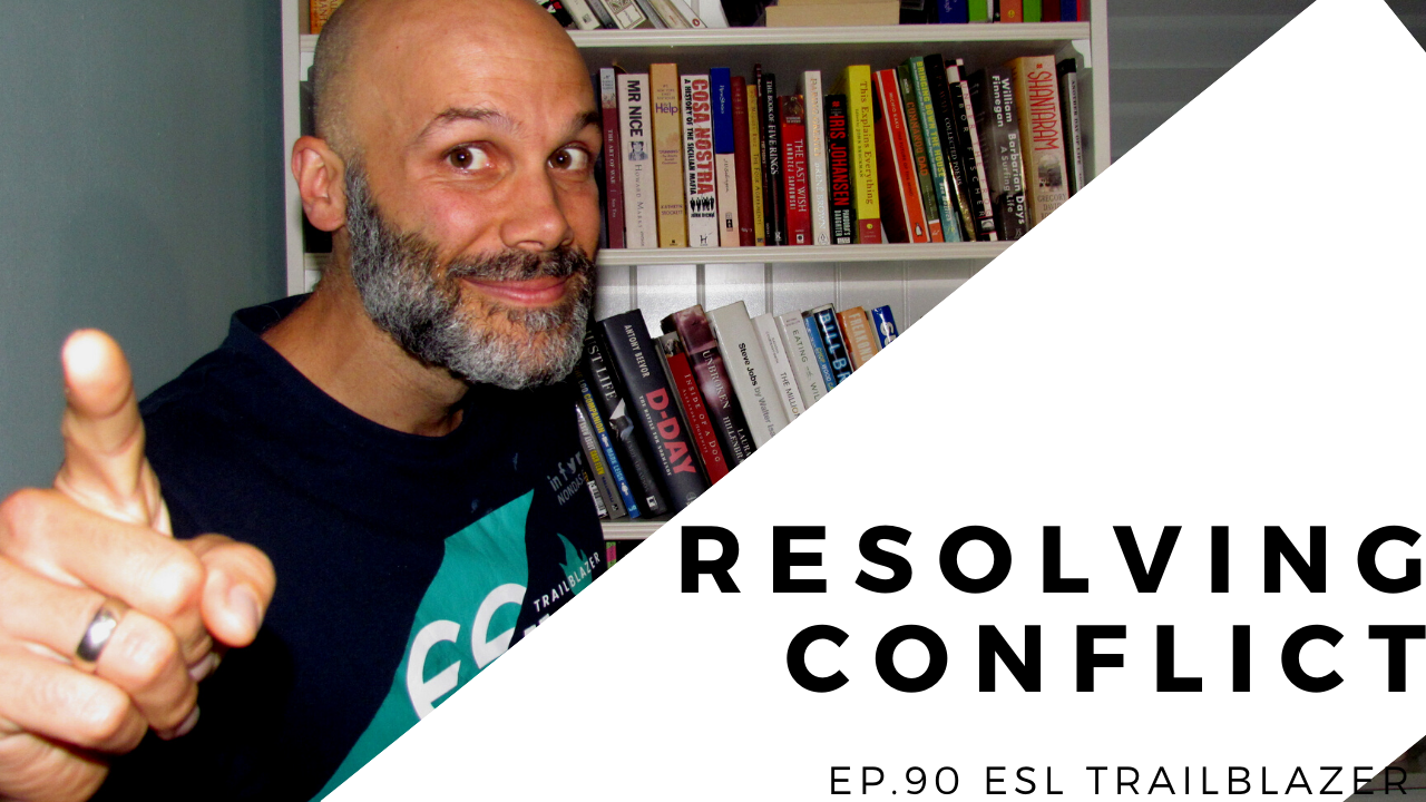 language for resolving conflict
